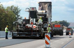 Highway Construction in Wesley Chapel