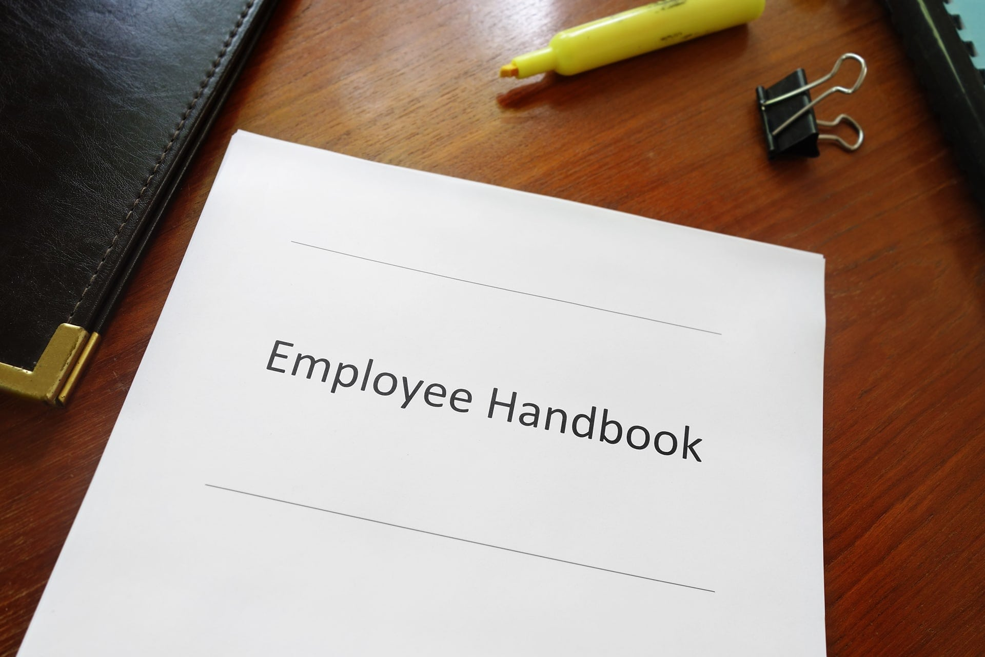 Importance of Employee Handbooks